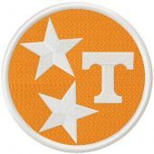 Tennessee Tristar Power T 3 embroidery design
