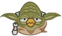 Angry Birds Yoda