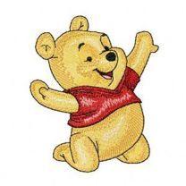 Baby Pooh Happy