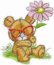 Bear botanist