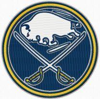 Buffalo Sabres round logo