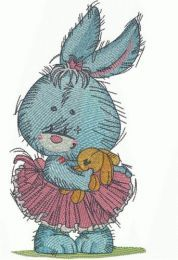 Bunny the ballerina