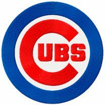 Chicago Cubs Logo classic machine embroidery design