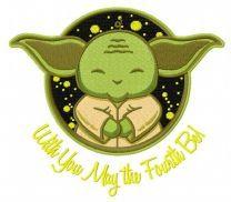 Cute Yoda