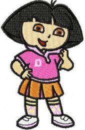 Dora the Explorer Scout