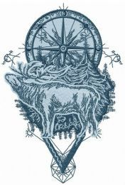 Forester badge