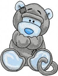 Giggles embroidery design