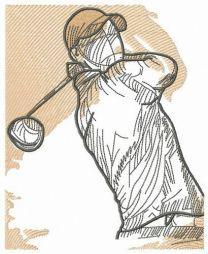 Golfer 3