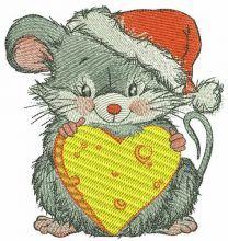 Happy mousekin