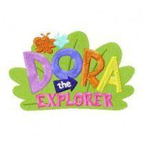 Dora the Explorer Logo