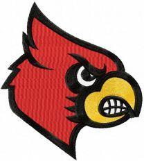 Louisville Cardinals Alternate Logo