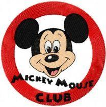 Mickey Mouse Club Logo