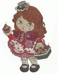 Modern Little Red Riding Hood 2