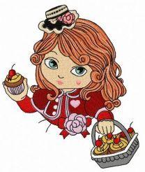 Modern Little Red Riding Hood 4
