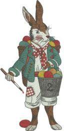 Peter Rabbit painter