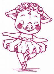 Piggy's performance