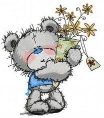 Teddy's bouquet 2