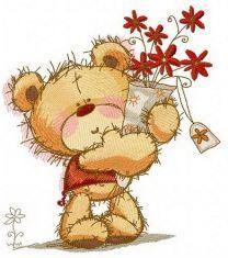 Teddy's bouquet