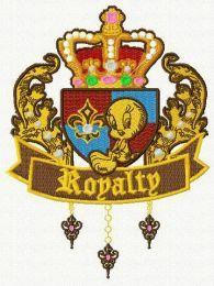 Tweety royalty