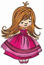 Upset princess
