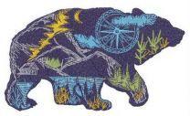 Wandering bear
