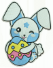 Happy Easter bunny 2