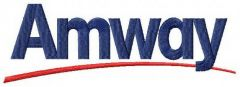 Amway embroidery design