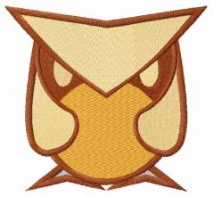 Baby owl 5 embroidery design