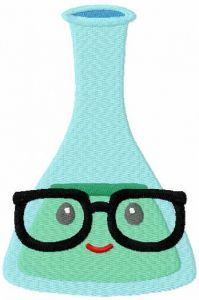 Back to school free embroidery design 2