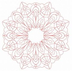 Christmas decoration 13 embroidery design