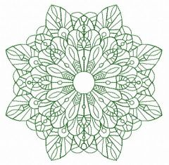 Christmas decoration 15 embroidery design