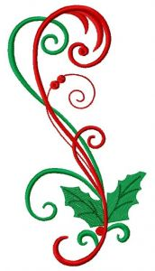 Christmas decoration 7 embroidery design