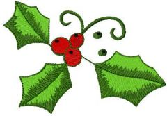 Christmas decoration 17 embroidery design