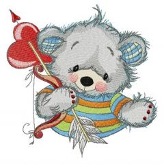 Come with me embroidery design