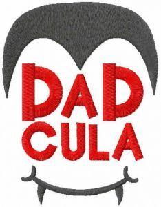 Dadcula free embroidery design