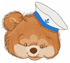 I will be a sailor when I grow up 3 embroidery design