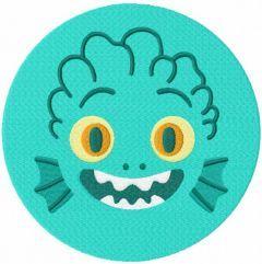 Luca cricut embroidery design
