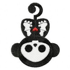 Skelanimals Marcy embroidery design