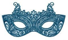 Mask 8 embroidery design