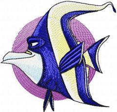 Gill 1 embroidery design