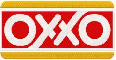 Oxxo embroidery design