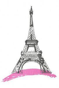 Paris Happy dreams 2 embroidery design