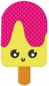Popsicle free embroidery design