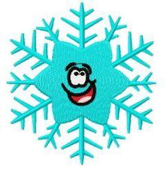 Snowflake 12 embroidery design