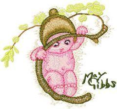 Snugglepot - Sunny embroidery design