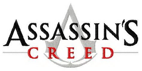 Assassin S Creed Logo Machine Embroidery Design