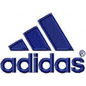 Adidas free machine embroidery design