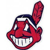 Cleveland Indians Logo machine embroidery design