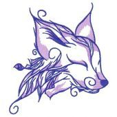 Forest fox spirit 4