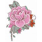 Fragrant rose